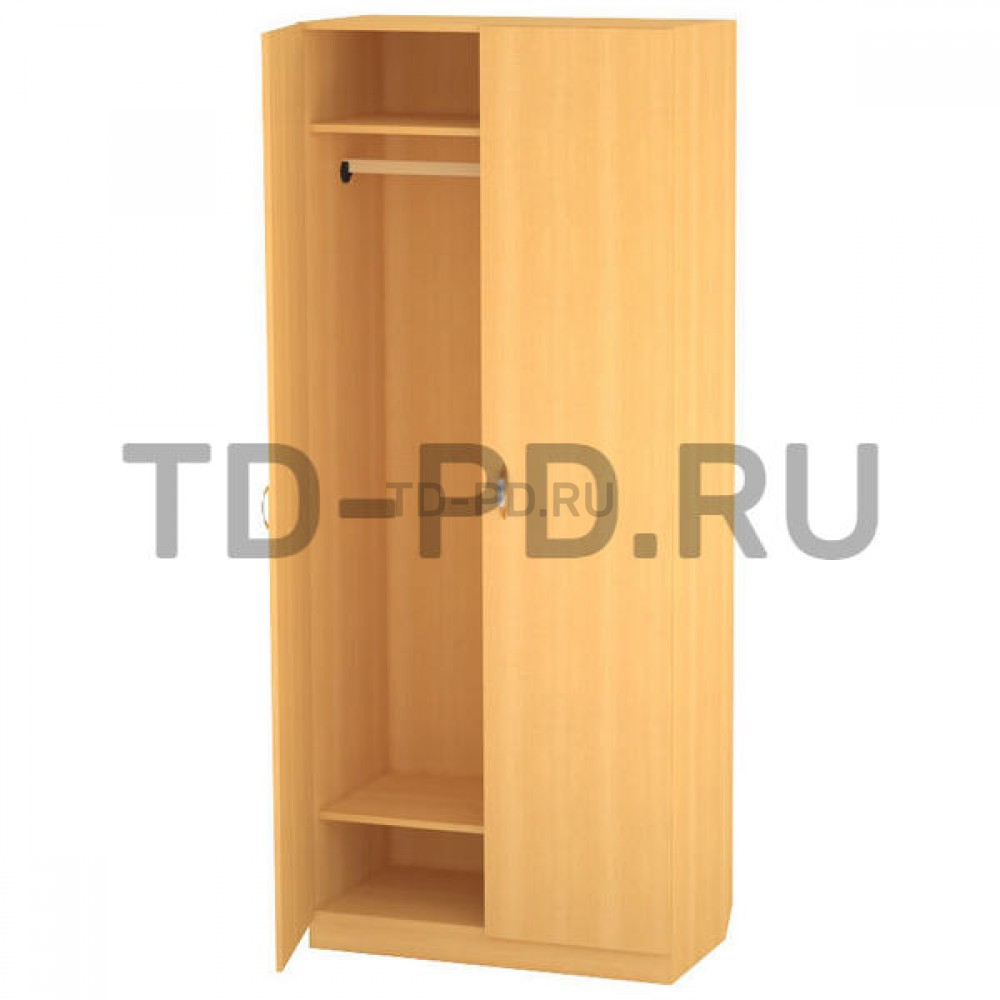 Шкаф 2-х ств. Платяной