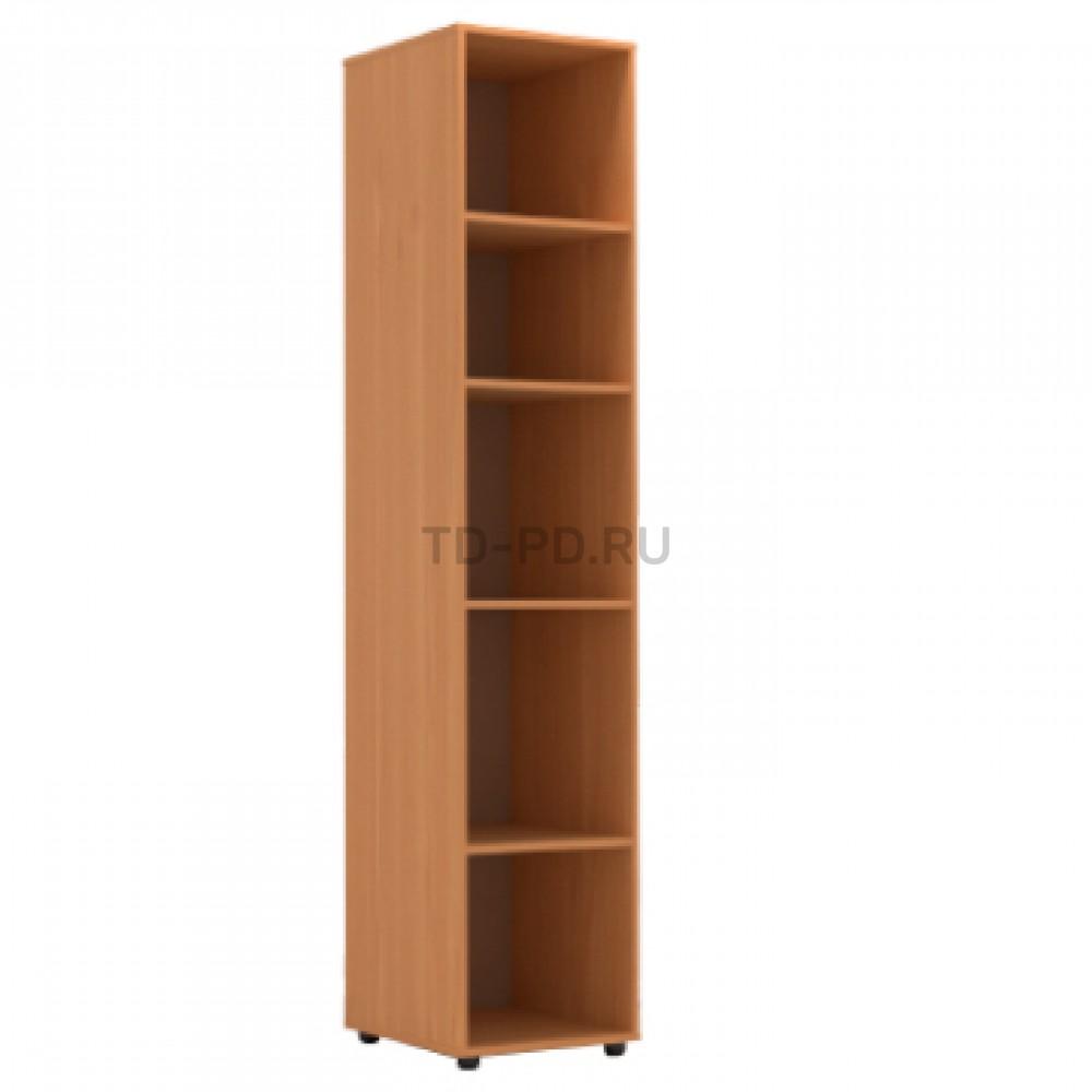 Шкаф-стеллаж узкий